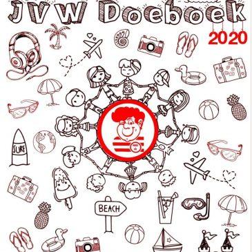 JVW Doeboek voor alle kinderen in Mierlo.